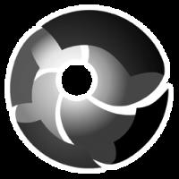 logo nucleo gris2